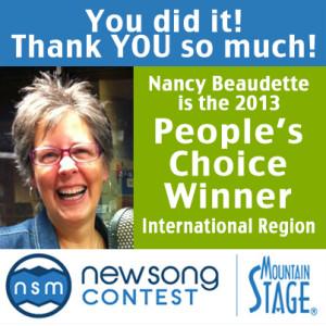 Newsong-Contest People's Choice 2013 IR Winner2
